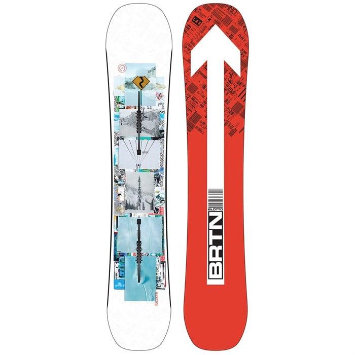 Burton - Flight Attendant Snowboard 2022
