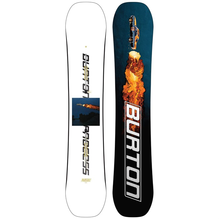 Burton - Process Flying V Snowboard 2022
