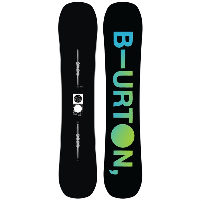 Burton - Instigator PurePop Camber Snowboard 2022