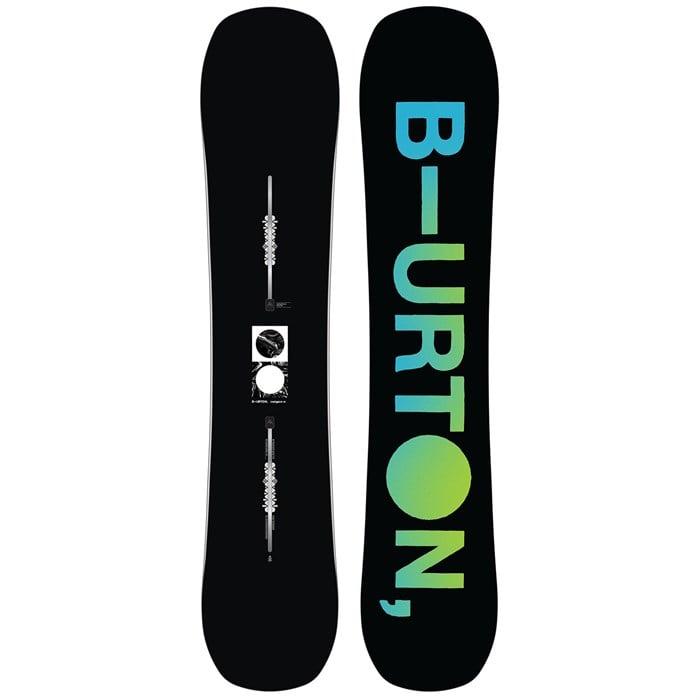 Burton - Instigator Flat Top Snowboard 2022