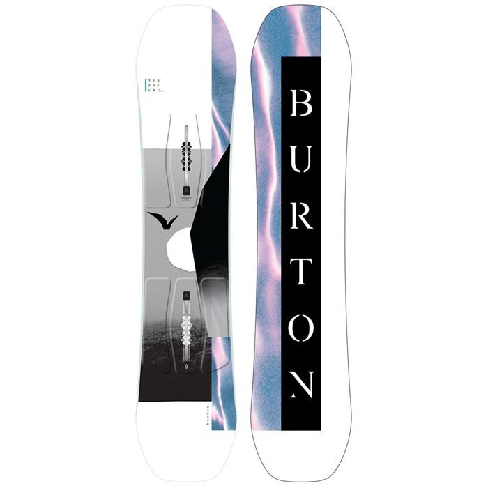 Burton - Yeasayer Smalls Snowboard - Big Girls' 2022