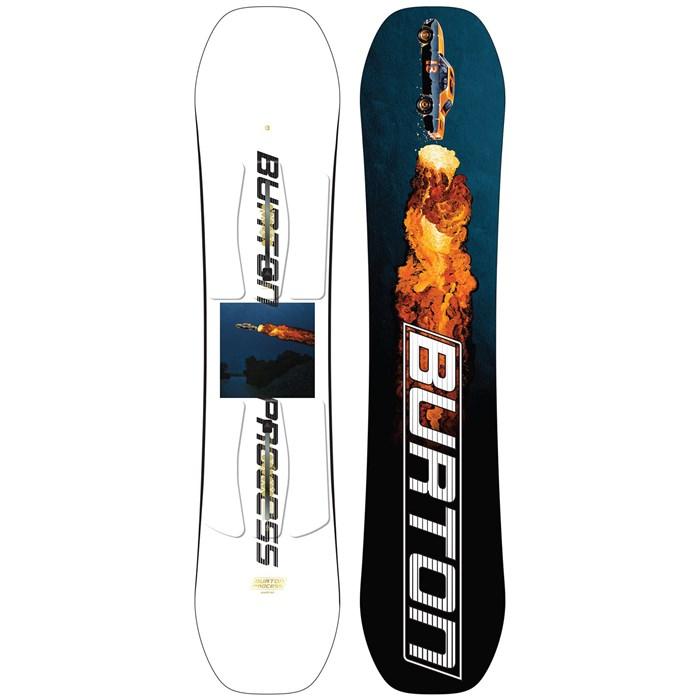 Burton - Process Smalls Snowboard - Boys' 2022