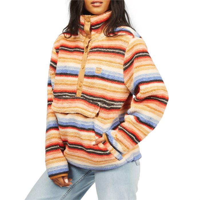 Billabong - Switchback Pullover Fleece - Women's