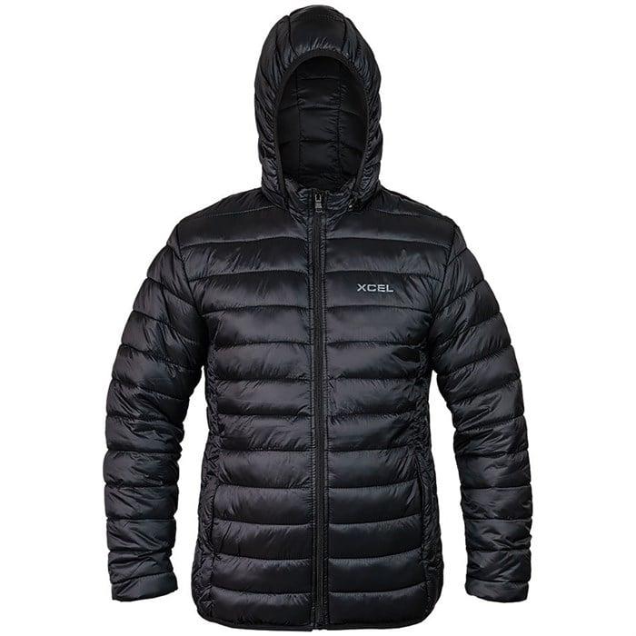 XCEL - Hooded Puffy Jacket