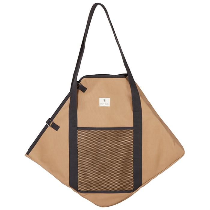 Snow Peak - Pack & Carry Large Canvas Bag