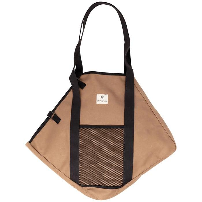 Snow Peak - Pack & Carry Medium Canvas Bag