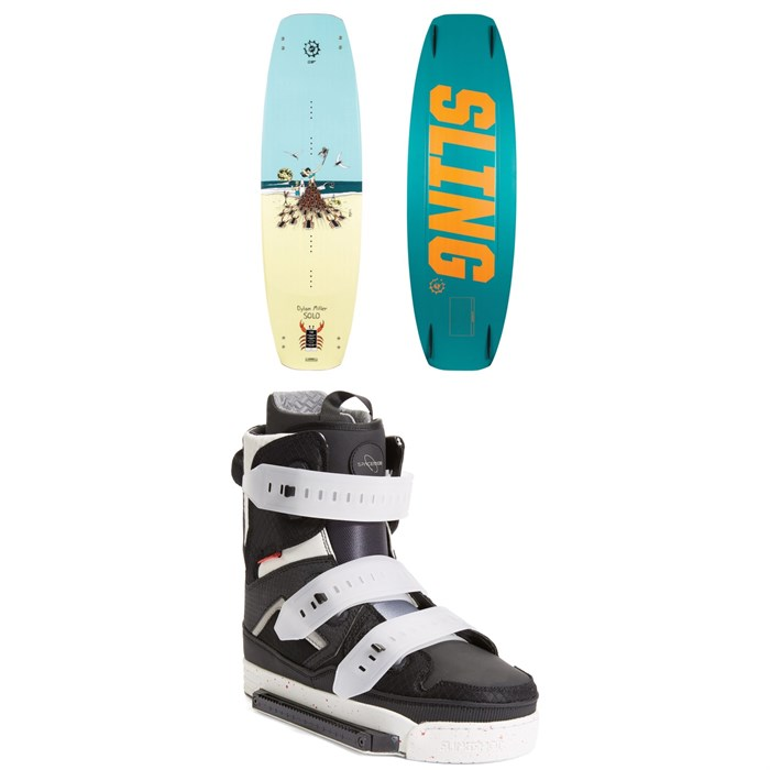 Slingshot - Solo + Space Mob Wakeboard Package 2021
