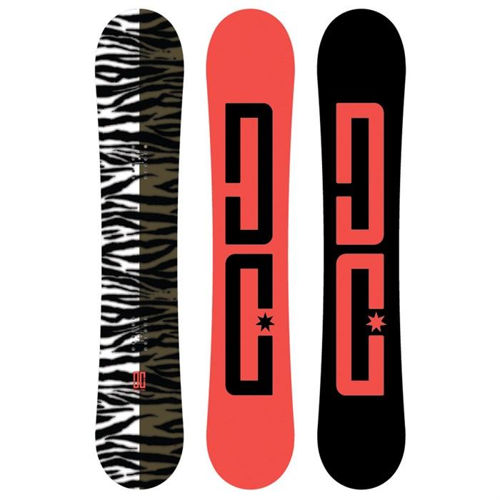 DC - Biddy Snowboard - Women's 2022