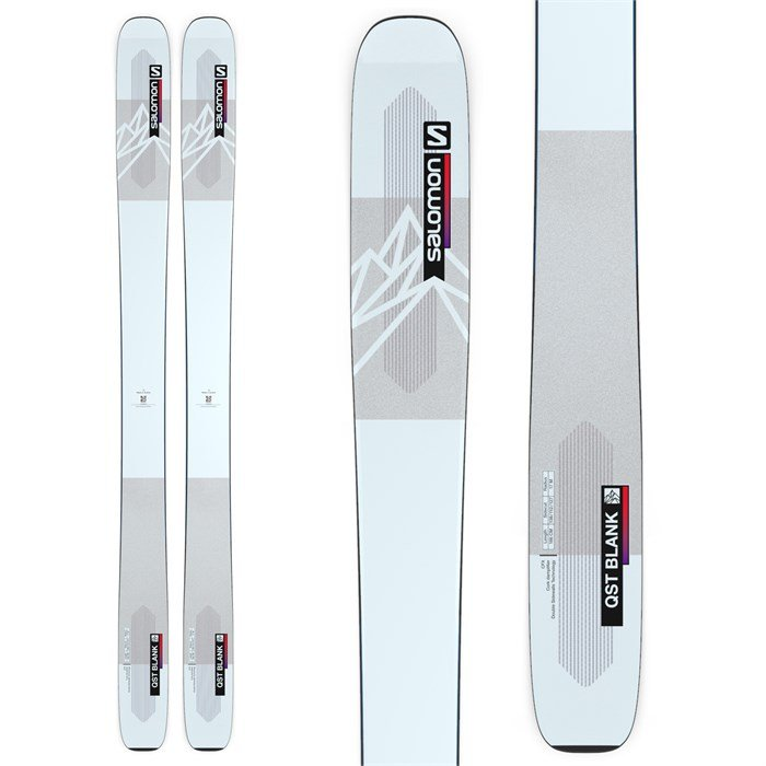 Salomon - QST Blank Skis 2022
