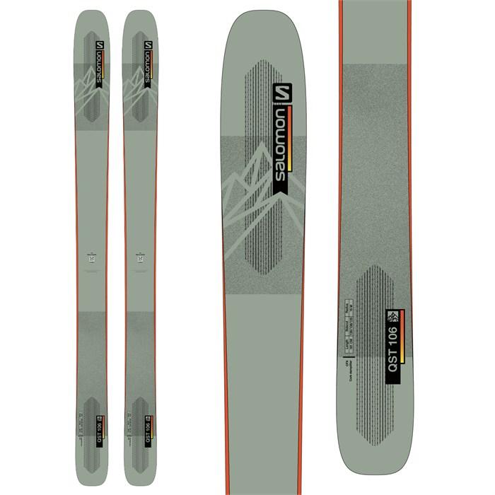 Salomon - QST 106 Skis 2022