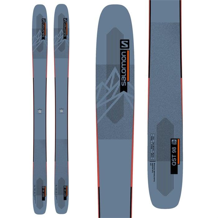 Salomon - QST 98 Skis 2022