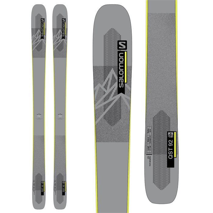 Salomon - QST 92 Skis 2022