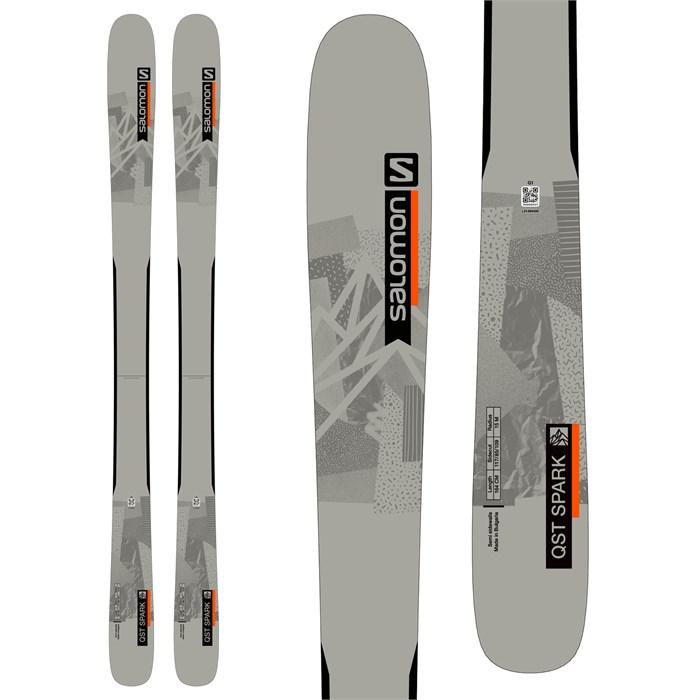 Salomon - QST Spark Skis 2022
