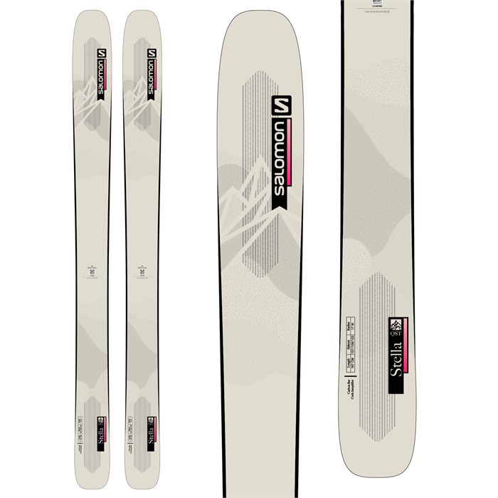 Salomon - QST Stella 106 Skis - Women's 2022