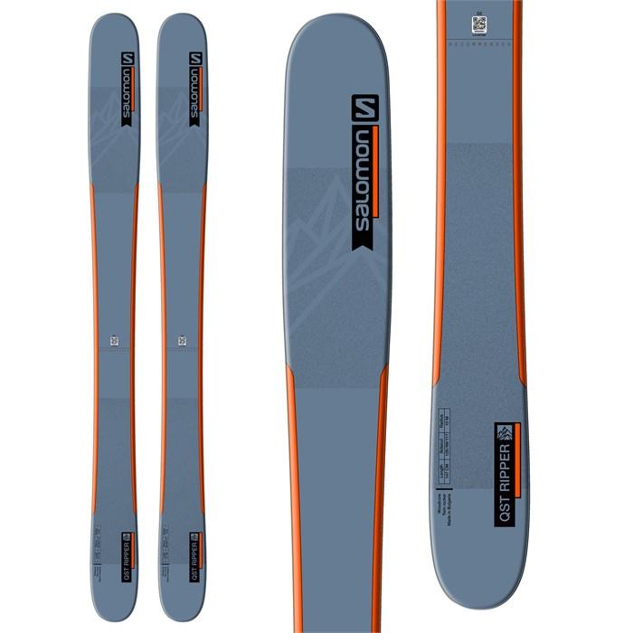 Salomon - QST Ripper M Skis - Kids' 2022