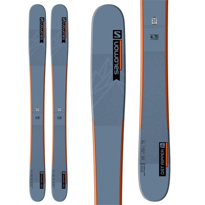 Salomon - QST Ripper S Skis - Kids' 2022