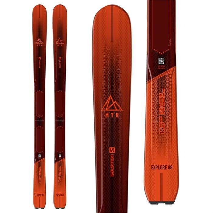 Salomon - MTN Explore 88 Skis 2022