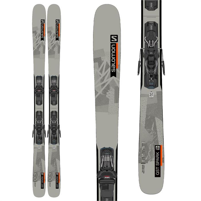 Salomon - QST Spark Skis + M10 GW Bindings 2022