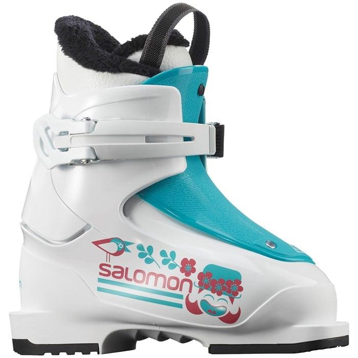 Salomon - T1 Girly Ski Boots - Little Girls' 2022