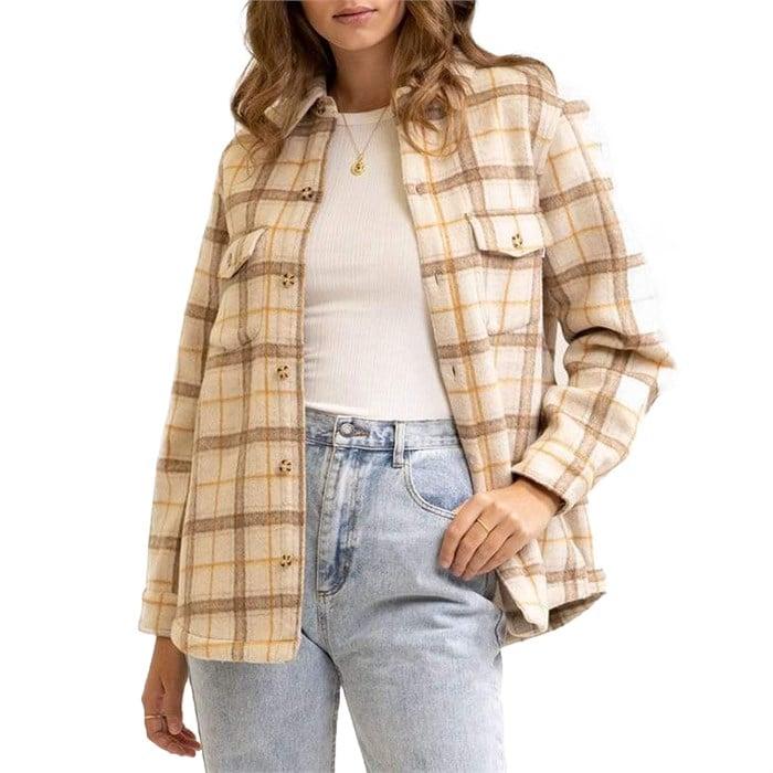 Rhythm - Vintage Shirt Jacket - Women's