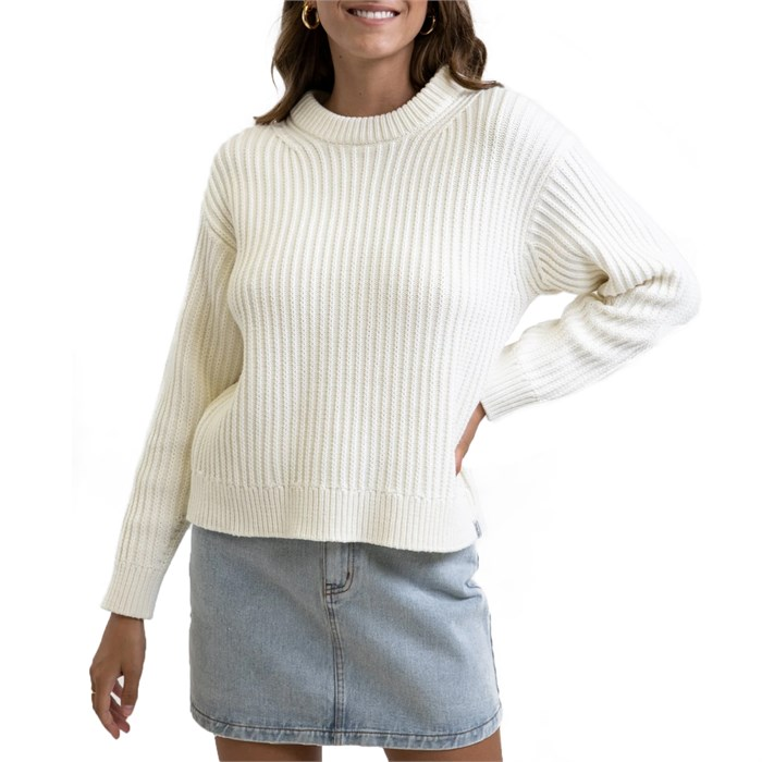Rhythm - Classic Cable Sweater - Women's