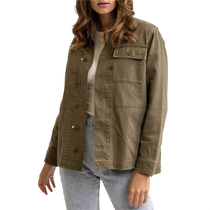 Rhythm - Military Jacket - Women's