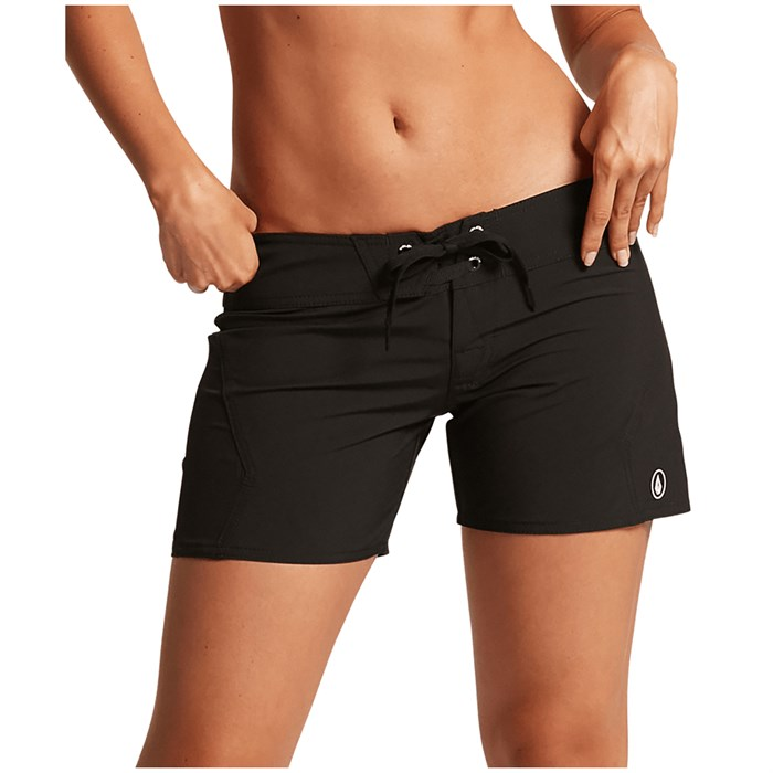 Volcom - Simply Solid 5' Boardshorts - Women's