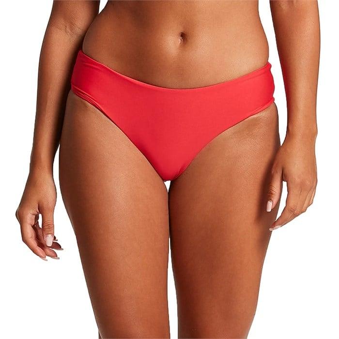 Volcom - Simply Seamless Skimpy Bikini Bottoms - Women's