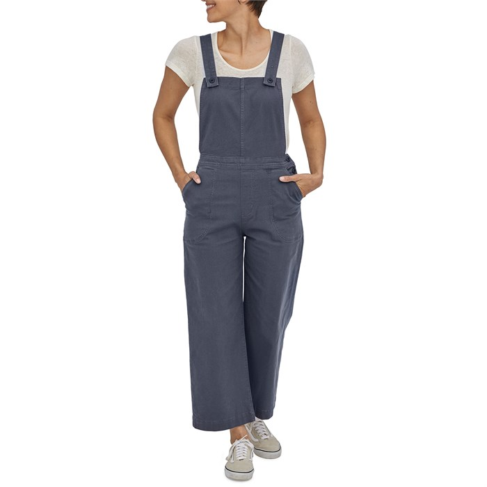 Patagonia - Stand Up Cropped Overalls - Women's