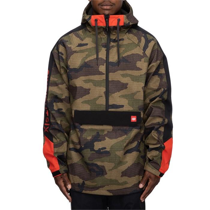 686 - Waterproof Anorak Jacket