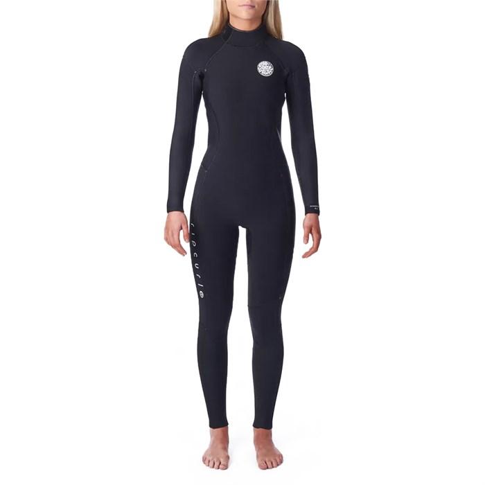 Rip Curl - 4/3 Dawn Patrol Back Zip Wetsuit - Women's