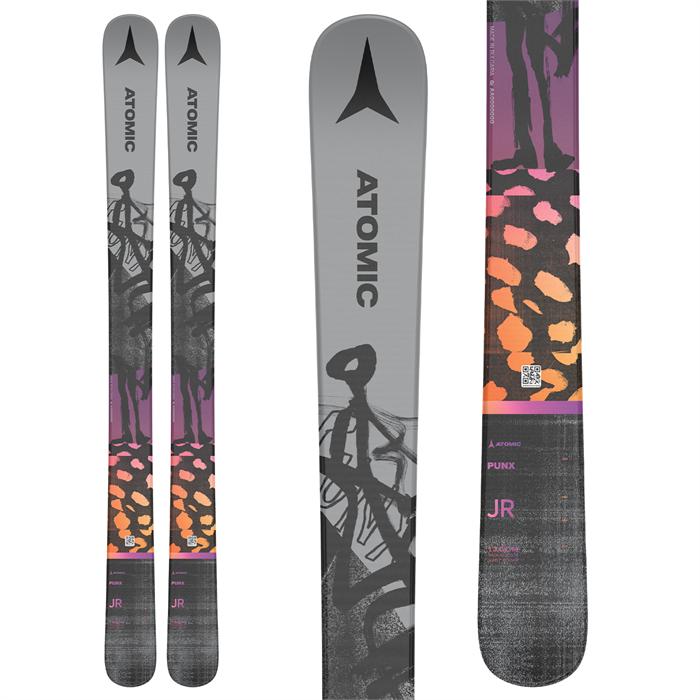 Atomic - Punx Jr Skis - Little Boys' 2022