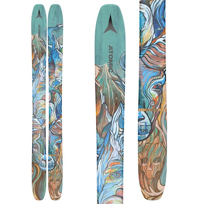 Atomic - Bent Chetler 120 Skis 2022