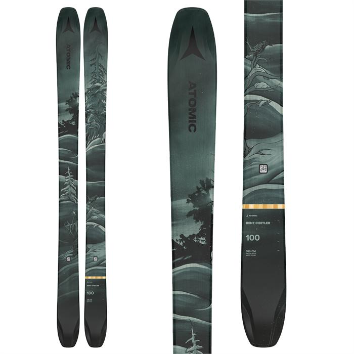 Atomic - Bent Chetler 100 Skis 2022