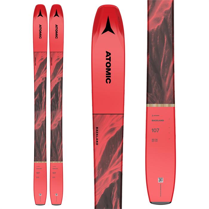 Atomic - Backland 107 Skis 2022