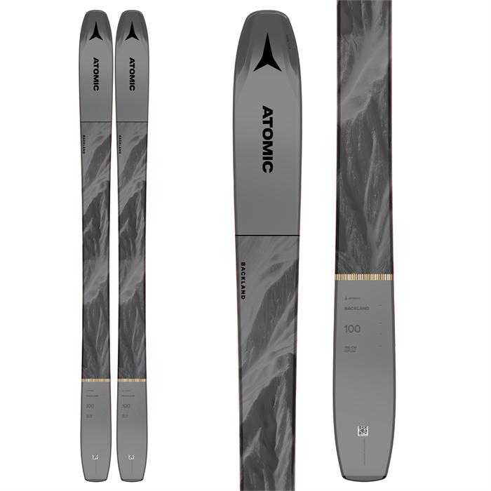 Atomic - Backland 100 Skis 2022