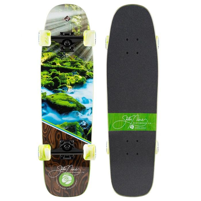 Sector 9 - Cascade Ninety Five Cruiser Skateboard Complete