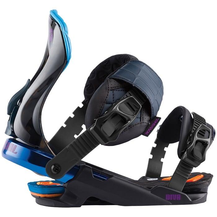 Rossignol - Diva Snowboard Bindings - Women's 2021