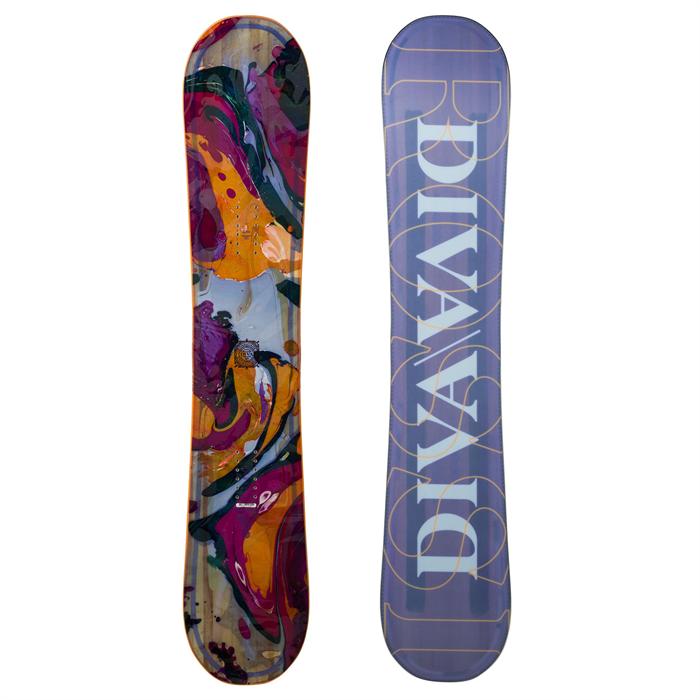 Rossignol - Diva Lite Frame Snowboard - Women's 2021