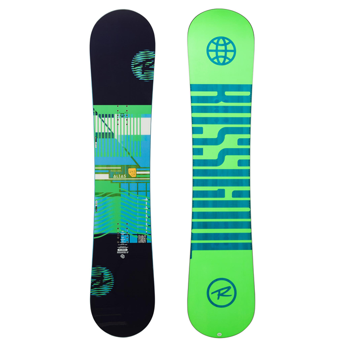 Rossignol - Alias Snowboard - Kids' 2021
