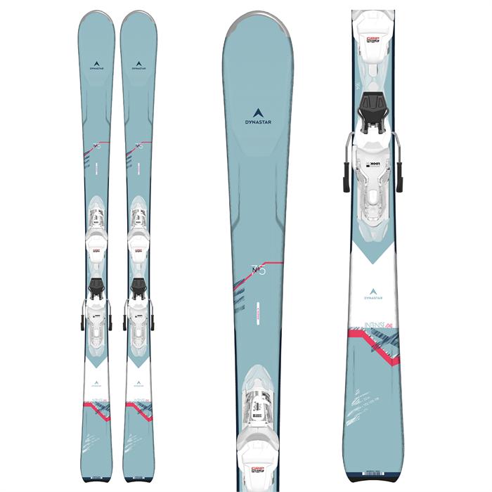 Dynastar - Intense 4X4 75 Skis + Xpress W 10 GW Bindings - Women's 2021