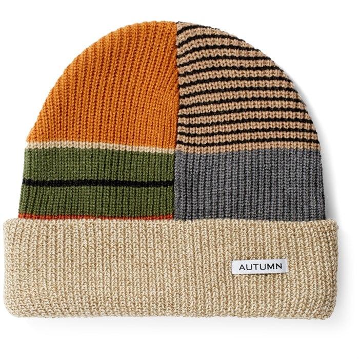 Autumn - Patchwork Select Beanie