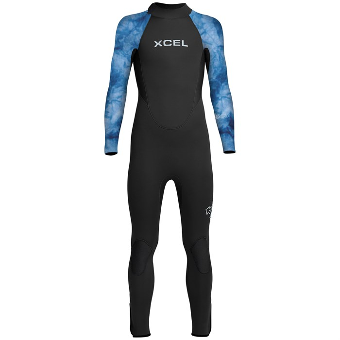 XCEL - 4/3 Youth Axis Back Zip Wetsuit - Boys'