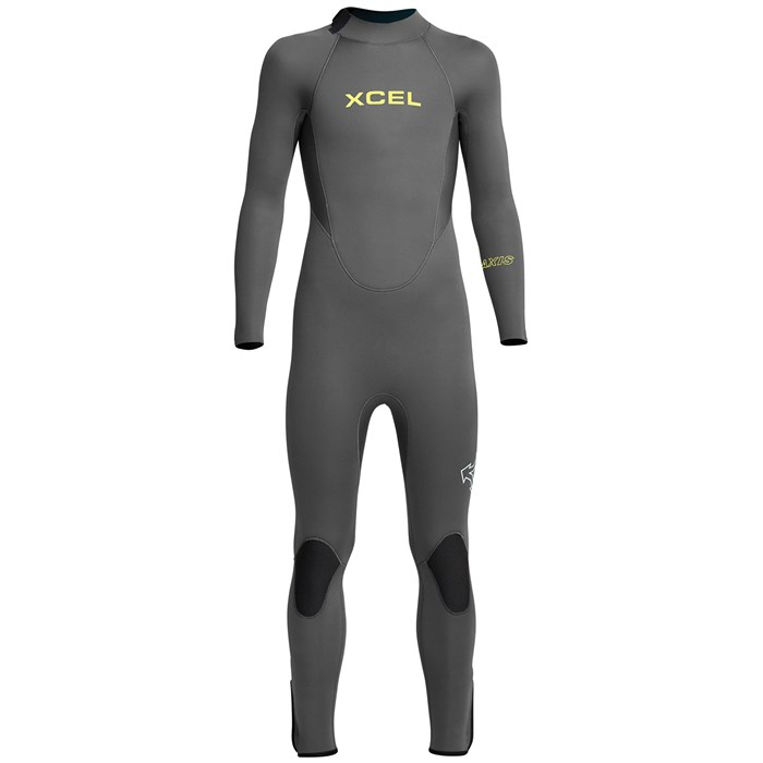 XCEL - 5/4 Youth Axis Back Zip Wetsuit - Boys'