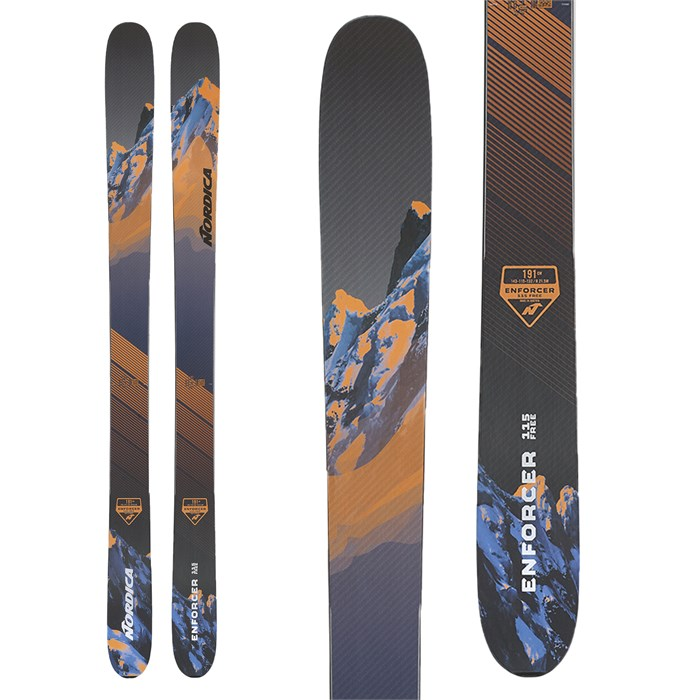 Nordica - Enforcer 115 Free Skis 2022