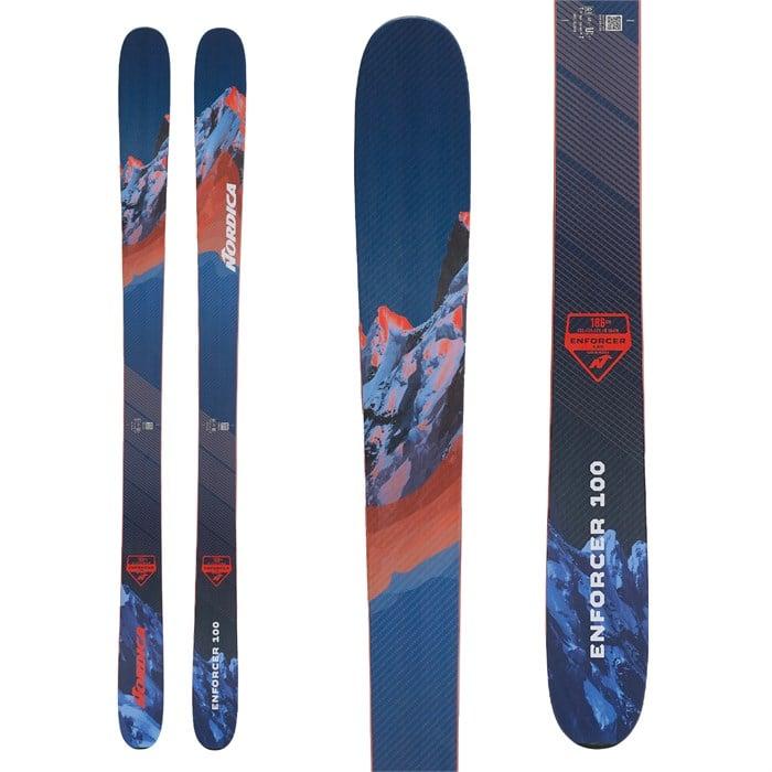 Nordica - Enforcer 100 Skis 2022