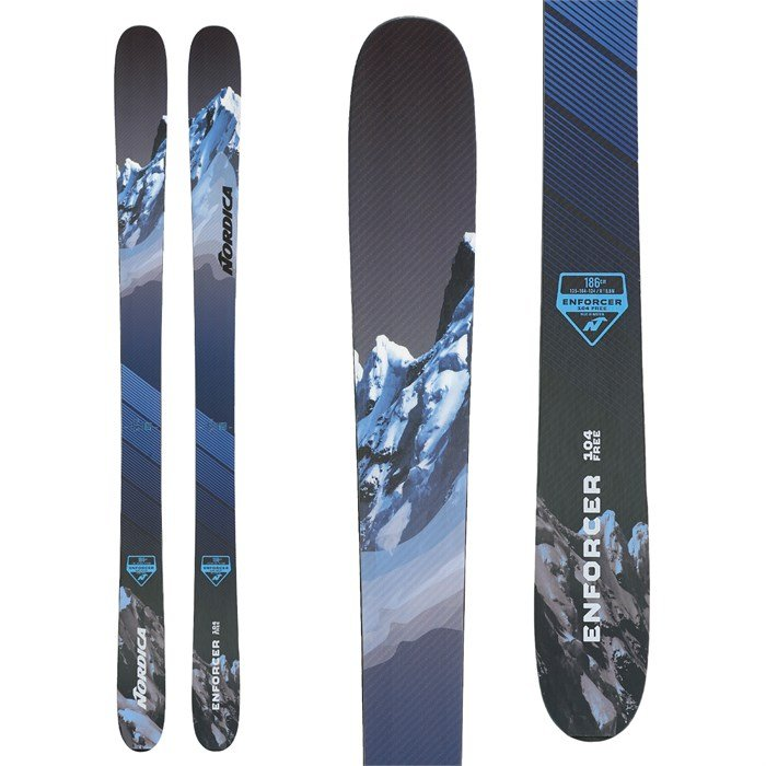 Nordica - Enforcer 104 Free Skis 2022