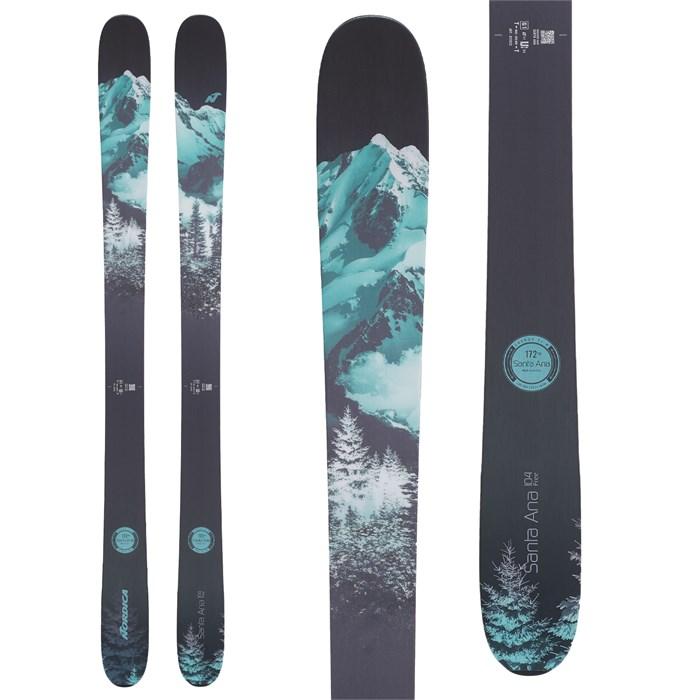Nordica - Santa Ana 104 Free Skis - Women's 2022