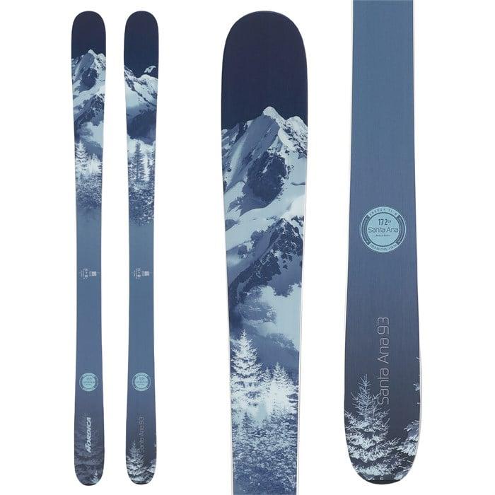 Nordica - Santa Ana 93 Skis - Women's 2022