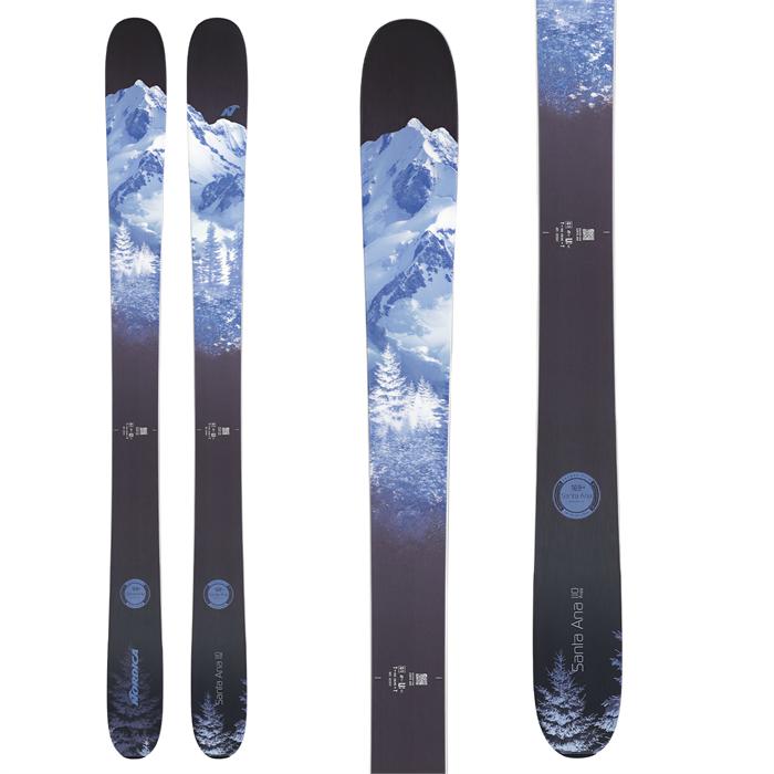 Nordica - Santa Ana 110 Free Skis - Women's 2022